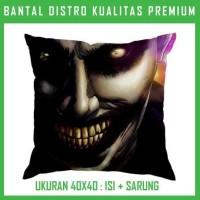 Jual Bantal Joker 17 JOKE17 Bantal Sofa/Mobil Murah