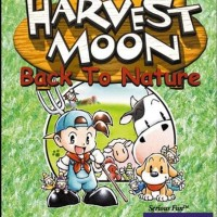 HARVEST MOON BACK TO NATURE (BHS INDONESIA) - PLAYING PC