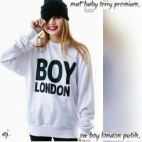 Jual BEST SELLER sweater wanita boy london sweater murah Murah