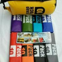 Jual [Promo] dry bag 10 liter merk ocean pack Murah