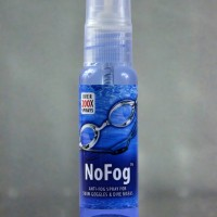 NoFog Anti Fog Spray for Swim Goggles and Dive Masks