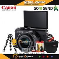 Canon EOS M100 Kit EF-M15-45 IS STM PAKET