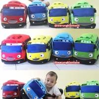 Boneka Bantal Tayo Little Bus Besar Soft Yelvo