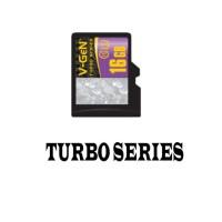 Jual V-GeN Micro SD 16GB Turbo Non Adapter - Class 10 [66Mbps] Ultra 1 Murah