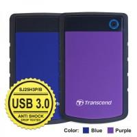 Jual Transcend StoreJet 25H3 External Harddisk 1TB Anti Shock Murah