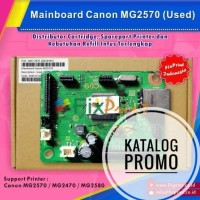 Mainboard Printer Canon Mg2570s Board Mg2570 Motherboard MG2470
