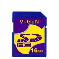 Jual V-GEN SDHC/SD Card 16GB Murah