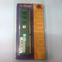 Jual V-Gen DDR2 1GB PC-5300/6400 FOR PC Murah
