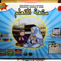 Jual Playpad Anak Muslim + Papan Tulis White Board + Piano Berkualitas Murah