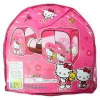 Jual Terlaris! Tenda Terowongan Hello Kitty 8015HK Murah