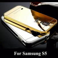 Jual 3. Hardcase Bumper Slide Mirror Samsung Galaxy S5 Murah