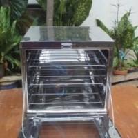 Oven Tangkring Otang Stainless Steel termometer bagus awet antikarat