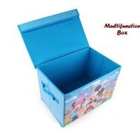 Jual TERLARIS MUltifunction Box MICKEY FROZEN Kotak serbaguna utk tempat p Murah