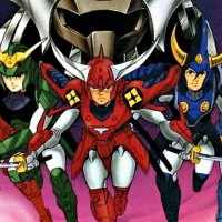 Film Anime DVD RONIN WARRIORS