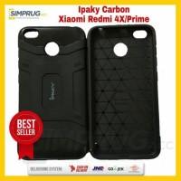Casing HP Xiaomi Redmi 4X 2GB 3GB 16GB 32GB Carbon Case Cover Soft