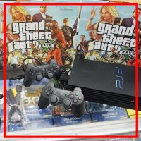 Jual Stik Game PS Murah PS2 MATRIX HARDISK  40 GB 2 FAT HDD 40 GB