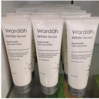 Jual Wardah White Secret Facial Wash 100ml Murah