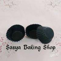 Jual Alas Kue / Cake Case / Alas Nastar / Tatakan kue Coklat (isi 100pcs) Murah