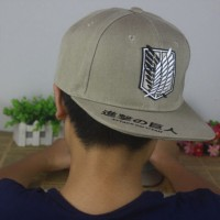 Jual Topi Attack On Titan Topi Shingeki No Kyojin Aot Snk | Scouting Legion Murah