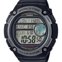 Produk Terbaru !! Jam Tangan Casio Digital Sport Original AE-3000w-1A