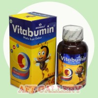 Jual Vitabumin - Madu Anak Sehat Albumin Limited Murah