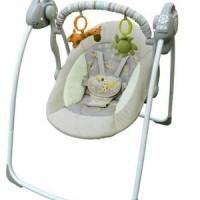 Jual bouncer babyelle portable swing /ayunan bayi Murah