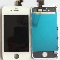 Jual LCD IPHONE 4G PUTIH ORIGINAL Murah