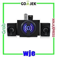 Jual Simbadda  Multimedia Speaker CST 1100 N RMS 27 Watt Barang Terbatas Murah