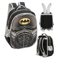 Jual Tas Anak SD Import Batman 6D Soft Hard Cover Timbul Barang Wajib Murah