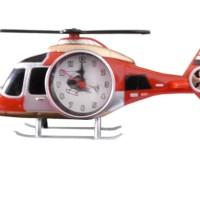 Jual JAM WEKER ALARM LUCU UNIK MOTIF HELIKOPTER / HELICOPTER di MEJA BARANG Murah