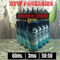 Cloudy Heaven Space Mango 3mg 55ml Premium Liquid | Juice for Vape