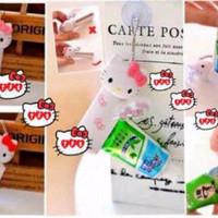 Jual HK Penjepit odol pasta cream krim toothpaste Hello Kitty HK Jepit Puta Murah