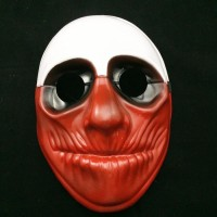 topeng payday wolf mask pay day Limited