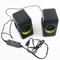 Jual (Diskon) Sonic Gear - Sonicgear Quatro 2 Speaker Murah