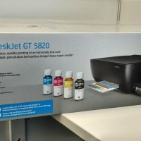 Printer HP DESKJET GT 5820 All-in-One Berkualitas