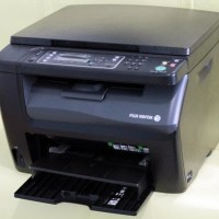 Printer FUJI XEROX CM115W Wireless Multifungsi Color Murah