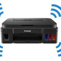 Printer Canon PIXMA G3000 ( Print, Scan, Copy, Wifi ) Berkualitas