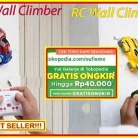 Jual RC Car Cicak / Wall Climber Metal Face New Berkualitas Murah
