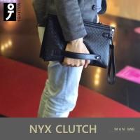 Jual Clutch/tas tangan Pria Impor korean style. - ISHIYA NYX- Murah
