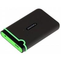 Jual BEST Transcend StoreJet 25M3 1TB-HDD HD Hardisk External Antishock Murah