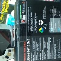 Jual BEST Transcend Storejet 1 TB 25M3 Hardisk External Murah