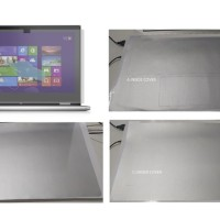 Jual XiaoMi Airbook 12.5 inch laptop skin cover+silicon keyboard protector Murah