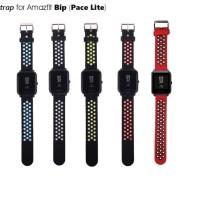 Jual Huami Amazfit Bip Dual Color Smart Watch Band Replacement Strap Murah