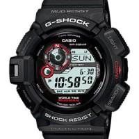 CASIO G-SHOCK G-9300-1 MUDMAN / GSHOCK G9300 ORIGINAL & Murah