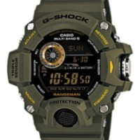 CASIO G-SHOCK GW-9400-3 RANGEMAN / GSHOCK GW9400 ORIGIN Murah