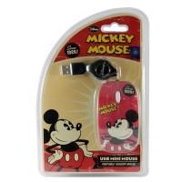 Jual (Dijamin) Mouse Kabel Tarik - Mouse Kabel Gambar Disney Mickey Classic Murah