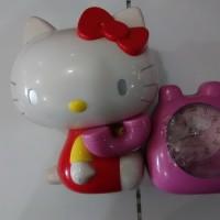 Jual (Sale) jam weker karakter hello kitty Murah