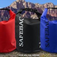 Jual Safebag Waterproof Bucket Dry Bag 5 Liter Red Murah