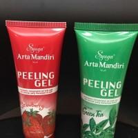 Jual Body Spa Gel Perontok Daki BPOM - Peeling Gel CV. Arta MAndiri Murah