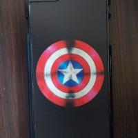 Jual Hardcase Captain America for Iphone 6 Plus 6+ uniqq case cover casing Murah